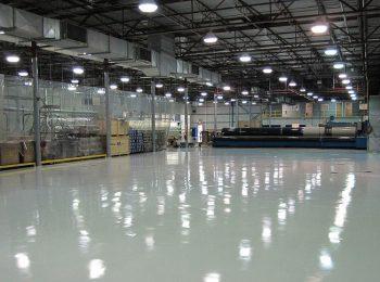 พื้น epoxy flooring